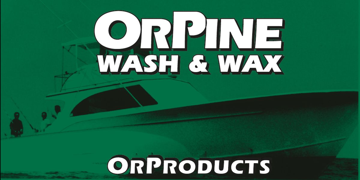 Wash and Wax Label